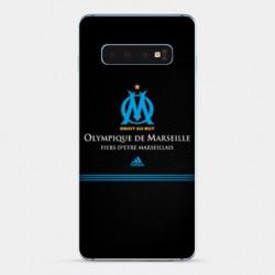 Coque Samsung Galaxy S10 PLUS Olympique Marseille OM Fier etre Marseillais
