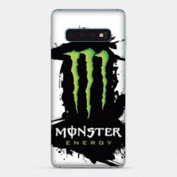 Coque Samsung Galaxy S10 PLUS Monster Energy tache