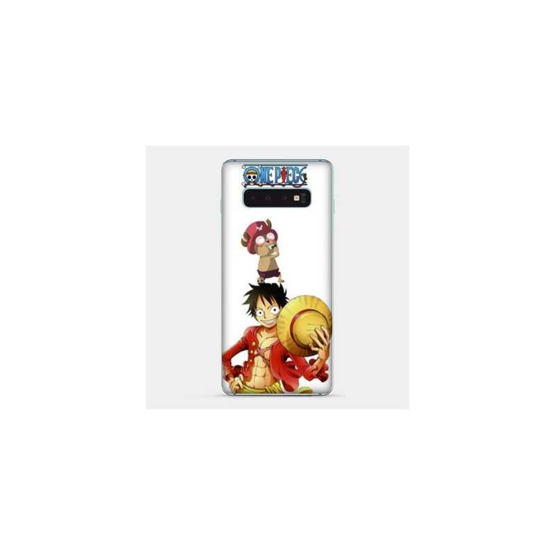 Coque Samsung Galaxy S10e Manga One Piece Chopper
