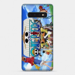 Coque Samsung Galaxy S10e Manga One Piece Sunny