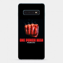 Coque Samsung Galaxy S10e Manga One Punch Man poing