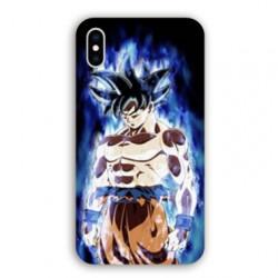 Coque Iphone XS Max Manga Dragon Ball Sangoku Noir