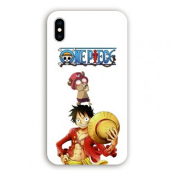 Coque Iphone XS Max Manga One Piece Chopper