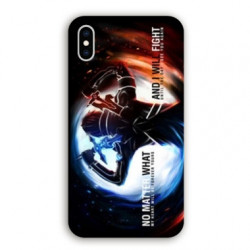 Coque Iphone XS Max Manga SAO sword Art Online Fight