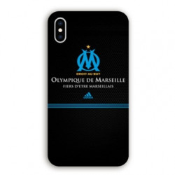 Coque Iphone XS Max Olympique Marseille OM Fier etre Marseillais