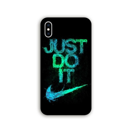coque pour iphone xs max nike just do it