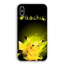 Coque Iphone XS Max Pokemon Pikachu eclair
