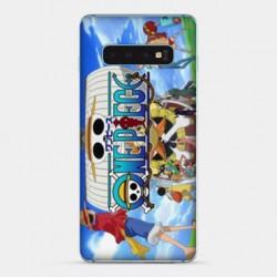 Coque Samsung Galaxy S10 Manga One Piece Sunny