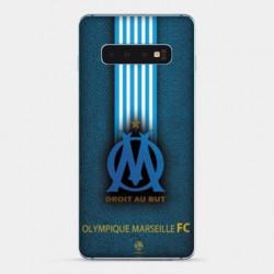 Coque Samsung Galaxy S10 Olympique Marseille OM Bande