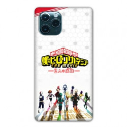 Coque Iphone 11 Pro (5,8) Manga My hero academia blanc
