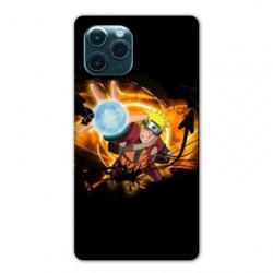 Coque Iphone 11 Pro (5,8) Manga Naruto noir