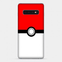 Coque Samsung Galaxy S10 Pokemon Pokeball