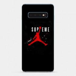 Coque Samsung Galaxy S10 Jordan Supreme Noir