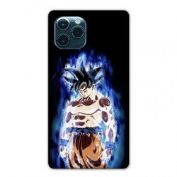 Coque Iphone 11 (6,1) Manga Dragon Ball Sangoku Noir