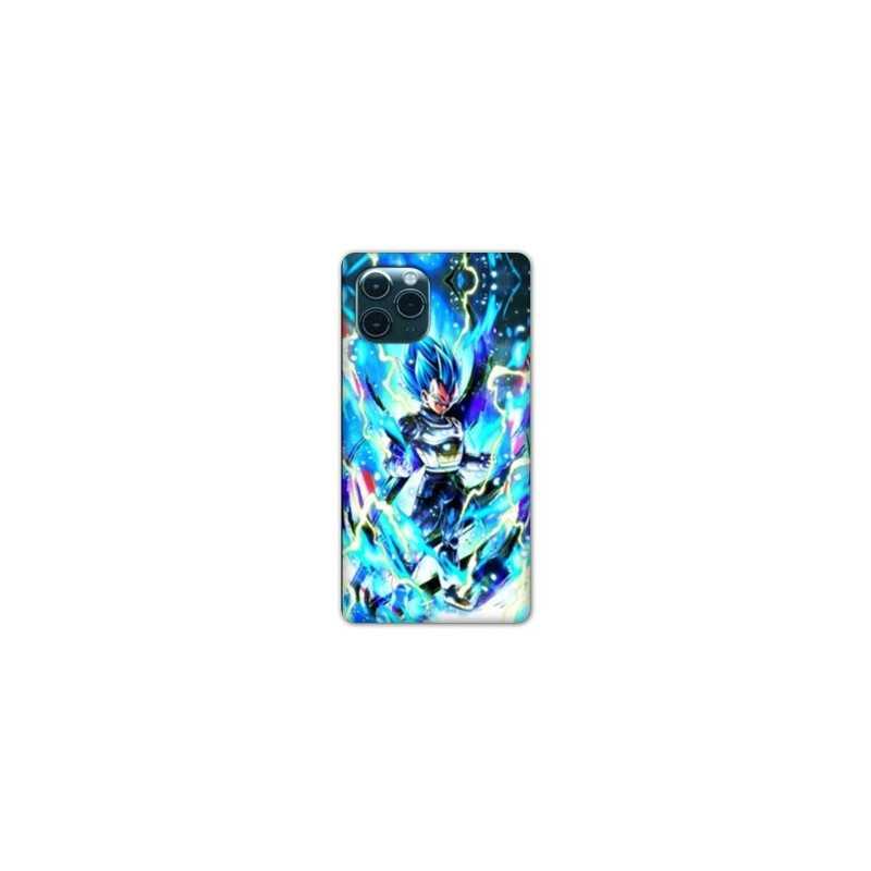Coque Iphone 11 (6,1) Manga Dragon Ball Vegeta Bleu