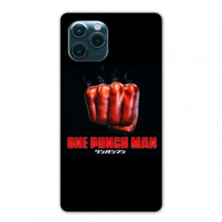 Coque Iphone 11 (6,1) Manga One Punch Man poing
