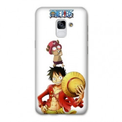 Coque Samsung Galaxy S9 Manga One Piece Chopper