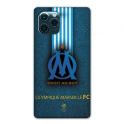 Coque Iphone 11 (6,1) Olympique Marseille OM Bande