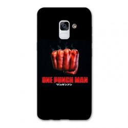 Coque Samsung Galaxy S9 Manga One Punch Man poing