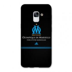 Coque Samsung Galaxy S9 Olympique Marseille OM Fier etre Marseillais