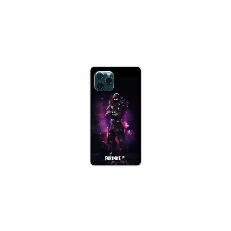 Coque Iphone 11 (6,1) Fortnite Raven