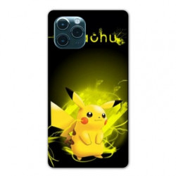 Coque Iphone 11 (6,1) Pokemon Pikachu eclair