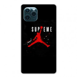 Coque Iphone 11 (6,1) Jordan Supreme Noir