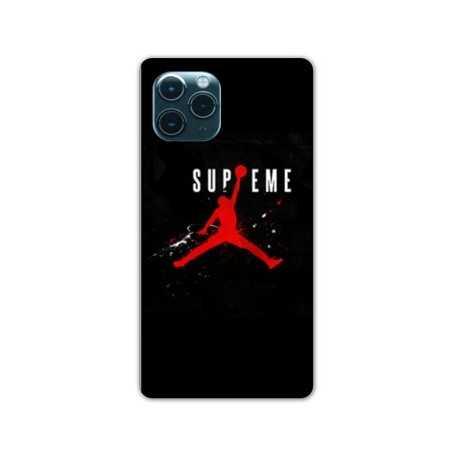 Coque Pour Iphone 11 (6,1) Jordan Supreme Noir