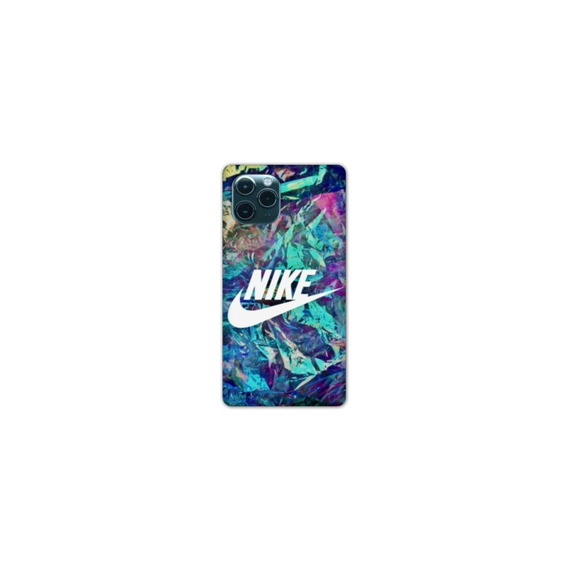Coque Iphone 11 (6,1) Nike Turquoise