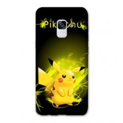 Coque Samsung Galaxy S9 Pokemon Pikachu eclair