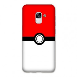 Coque Samsung Galaxy S9 Pokemon Pokeball