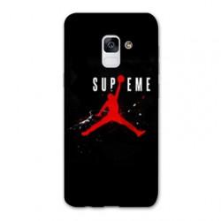 Coque Samsung Galaxy S9 Jordan Supreme Noir