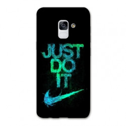 Coque Samsung Galaxy S9 Nike Just do it