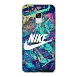 Coque Samsung Galaxy S9 Nike Turquoise