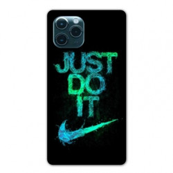 Coque Iphone 11 Pro Max (6,5) Nike Just do it