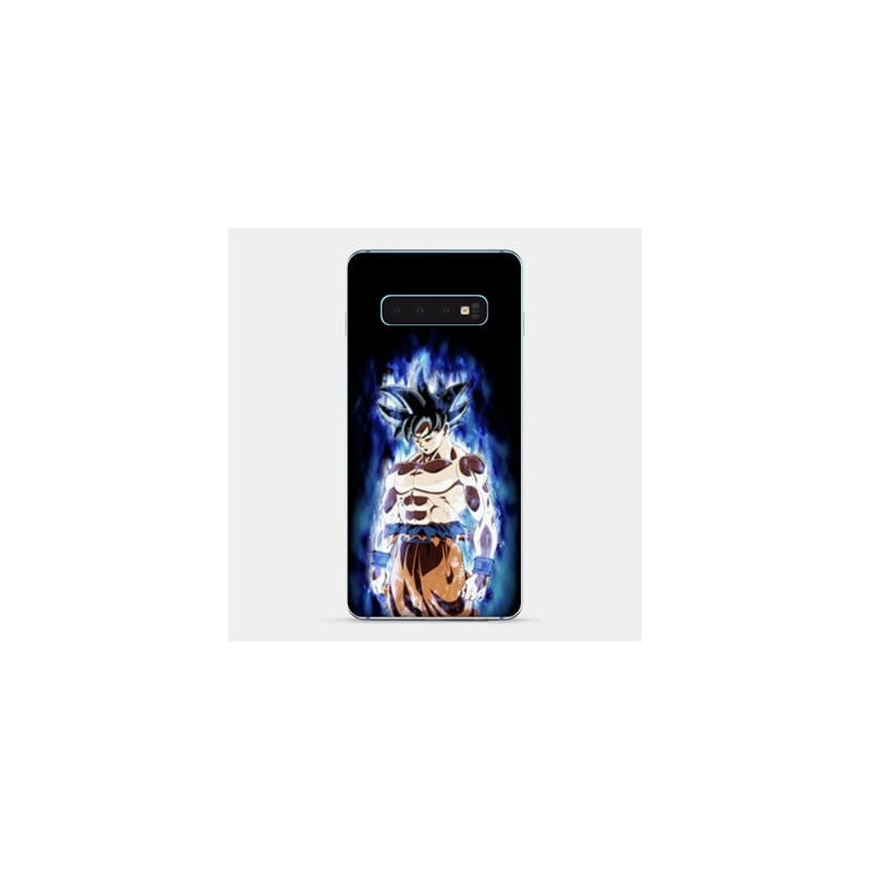 Coque Samsung Galaxy S8 Manga Dragon Ball Sangoku Noir