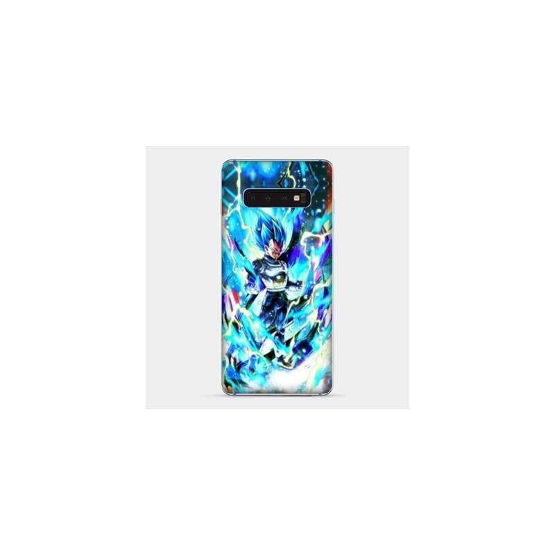 Coque Samsung Galaxy S8 Manga Dragon Ball Vegeta Bleu