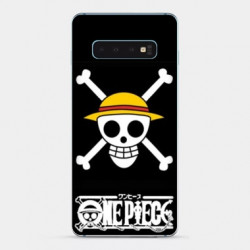 Coque Samsung Galaxy S8 Manga One Piece tete de mort