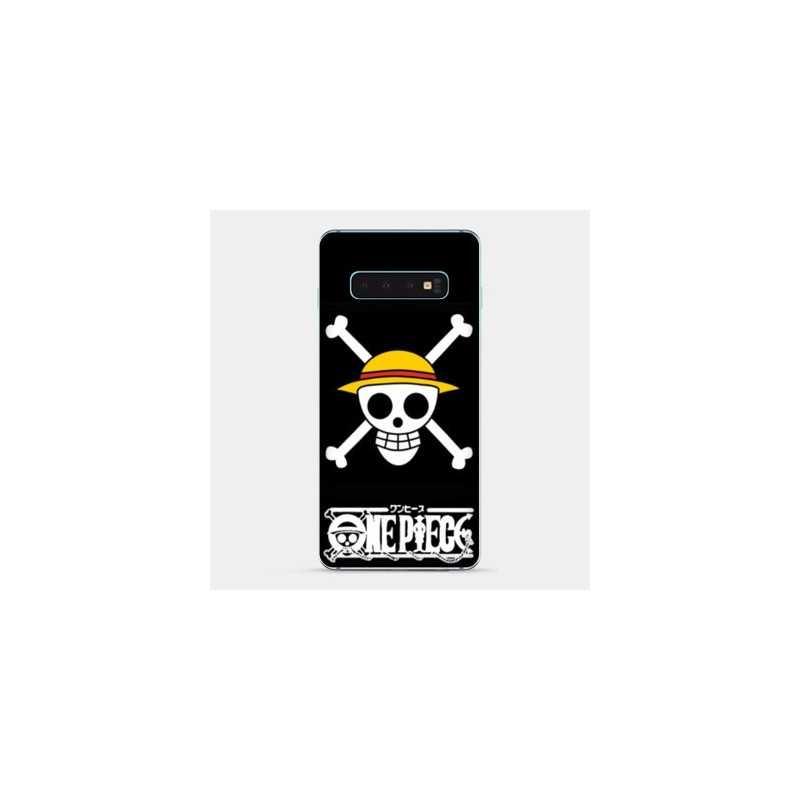 Coque Samsung Galaxy S8 Manga One Piece tete de mort