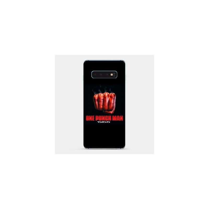 Coque Samsung Galaxy S8 Manga One Punch Man poing