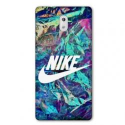 Coque Nokia 1 Plus Nike Turquoise