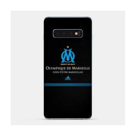Coque Samsung Galaxy S8 Olympique Marseille OM Fier etre Marseillais