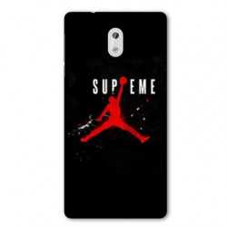 Coque Nokia 1 Plus Jordan Supreme Noir