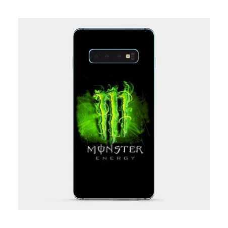 Coque Samsung Galaxy S8 Monster Energy Vert
