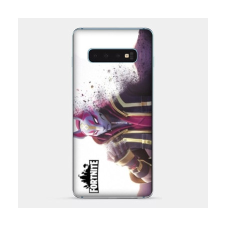 Coque Samsung Galaxy S8 Fortnite Blanc