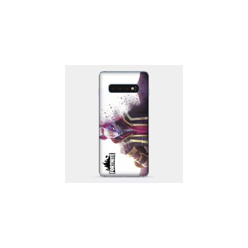 Coque Samsung Galaxy S8 Fortnite Blanc