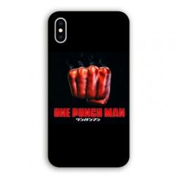 Coque Samsung Galaxy A10 Manga One Punch Man poing
