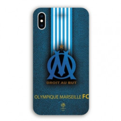 Coque Samsung Galaxy A10 Olympique Marseille OM Bande
