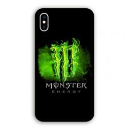 Coque Samsung Galaxy A10 Monster Energy Vert