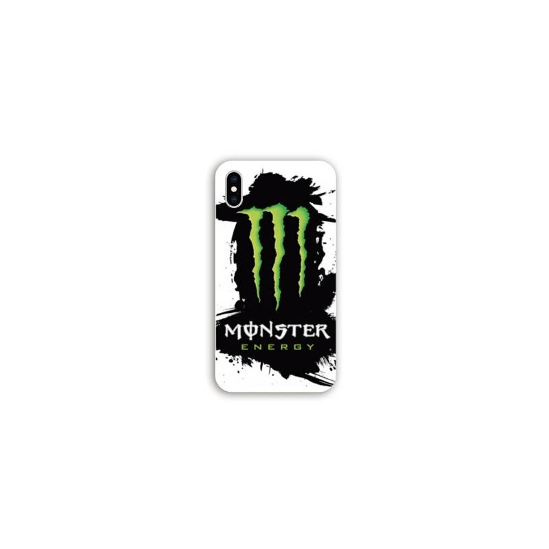 Coque Samsung Galaxy A10 Monster Energy tache